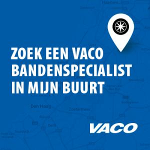 Zoek een VACO-bandenspecialist in mijn buurt