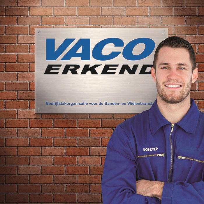 Wie is de VACO-bandenspecialist