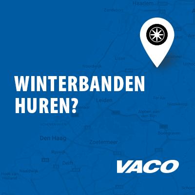 Zoeken een VACO-bandenspecialist in de buurt die winterbanden verhuurt